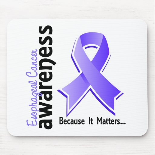 Esophageal Cancer Awareness 5 Mousepad