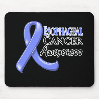 Esophageal Cancer Awareness Ribbon Mouse Pad