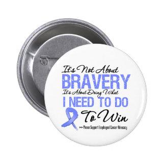 Esophageal Cancer Battle 2 Inch Round Button