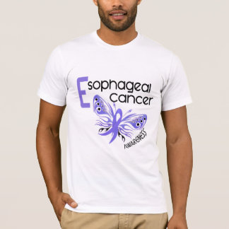 Esophageal Cancer BUTTERFLY 3.1 T-Shirt