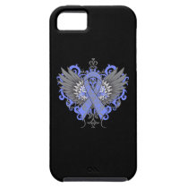 Esophageal Cancer Cool Wings iPhone 5 Cover