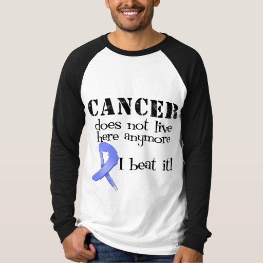 Esophageal Cancer Does Not Live Here Anymore T-Shirt