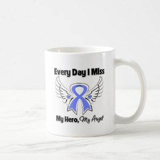 Esophageal Cancer Every Day I Miss My Hero Classic White Coffee Mug