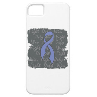 Esophageal Cancer Fight Defy Win iPhone 5 Cover
