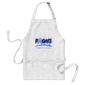 Esophageal Cancer FIGHT Supporting My Cause Adult Apron