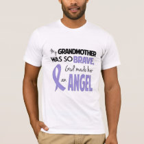 Esophageal Cancer Grandmother Mens T-Shirt