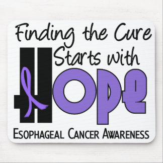 Esophageal Cancer HOPE 4 Mouse Pads