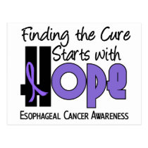 Esophageal Cancer HOPE 4 Postcard