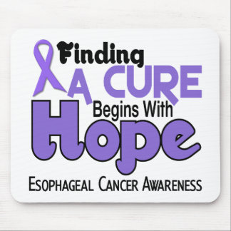 Esophageal Cancer HOPE 5 Mouse Mat