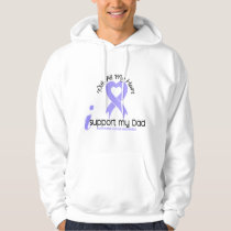Esophageal Cancer I Support My Dad Hoodie
