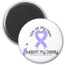 Esophageal Cancer I Support My Daddy Magnet