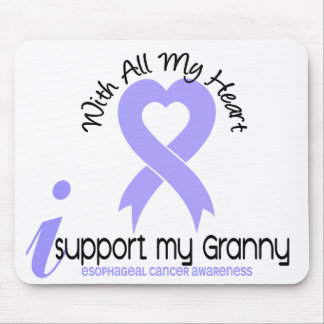 Esophageal Cancer I Support My Granny Mouse Pads