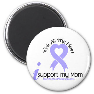 Esophageal Cancer I Support My Mom Refrigerator Magnets