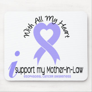 Esophageal Cancer I Support My Mother-In-Law Mouse Pad
