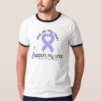 Esophageal Cancer I Support My Uncle T-Shirt