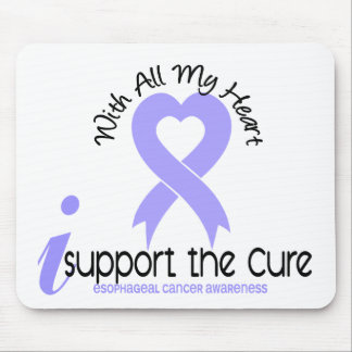 Esophageal Cancer I Support The Cure Mouse Mat