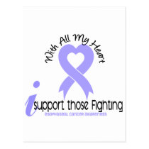 Esophageal Cancer I Support Those Fighting Postcard