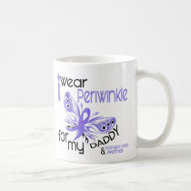 Esophageal Cancer I WEAR PERIWINKLE FOR MY DADDY Coffee Mug