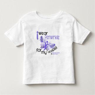 Esophageal Cancer I WEAR PERIWINKLE FOR MY GRANDMA Shirt