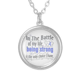 Esophageal Cancer In The Battle Necklaces