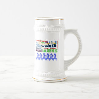 Esophageal Cancer Inspirational Words Coffee Mugs
