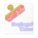 Esophageal Cancer Memo Pad