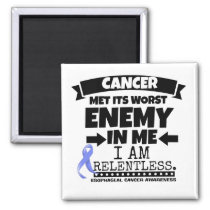 Esophageal Cancer Met Its Worst Enemy in Me Magnet
