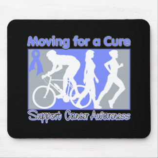 Esophageal Cancer Moving For A Cure Mouse Pads