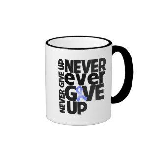 Esophageal Cancer Never Ever Give Up Mug
