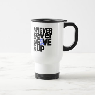 Esophageal Cancer Never Ever Give Up Coffee Mugs