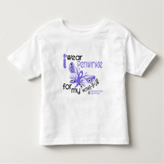 Esophageal Cancer PERIWINKLE FOR MY BROTHER-IN-LAW Toddler T-shirt