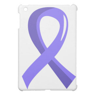 Esophageal Cancer Periwinkle Ribbon 3 Cover For The iPad Mini