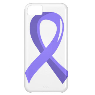 Esophageal Cancer Periwinkle Ribbon 3 iPhone 5C Cover