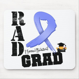 Esophageal Cancer Radiation Therapy RAD Grad Mouse Pads