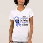 Esophageal Cancer Ribbon Hero My Brother Tshirts