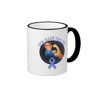 Esophageal Cancer Rosie The Riveter - We Can Do It Mug