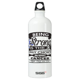 Esophageal Cancer Strong is The Only Choice SIGG Traveler 1.0L Water Bottle