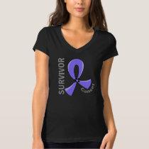 Esophageal Cancer Survivor 12 T-Shirt