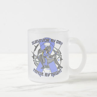 Esophageal Cancer Survivor By Day Ninja By Night Coffee Mug
