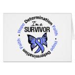 Esophageal Cancer Survivor Hope Determination Card