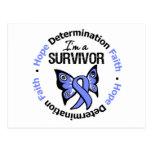 Esophageal Cancer Survivor Hope Determination Post Card