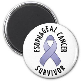 Esophageal Cancer Survivor Magnet