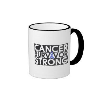 Esophageal Cancer Survivor Strong Mug