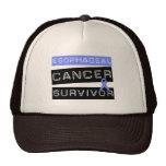 Esophageal Cancer Survivor Trucker Hat