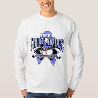 Esophageal Cancer Take A Strike Tee Shirt