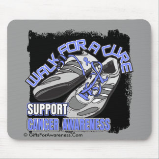 Esophageal Cancer Walk For A Cure Shoes Mousepad