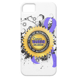 Esophageal Cancer Warrior 23 iPhone SE/5/5s Case