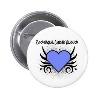 Esophageal Cancer Warrior Buttons