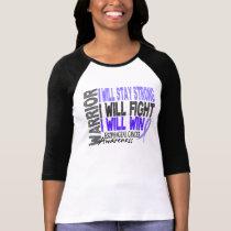 Esophageal Cancer Warrior T-Shirt