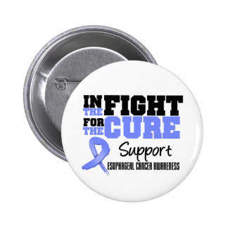 Esophageal In The Fight For The Cure 2 Inch Round Button